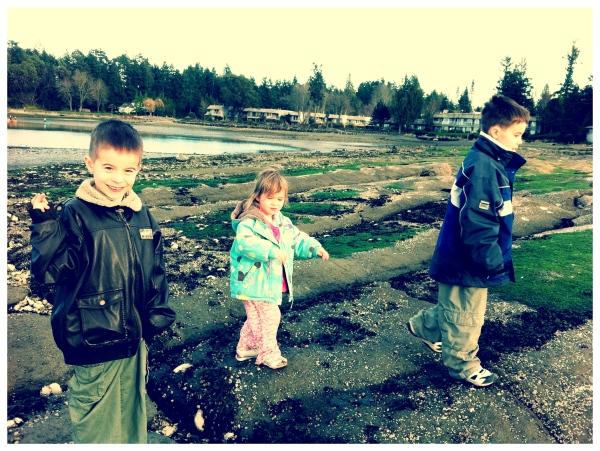 Levi, Dexter & Talitha