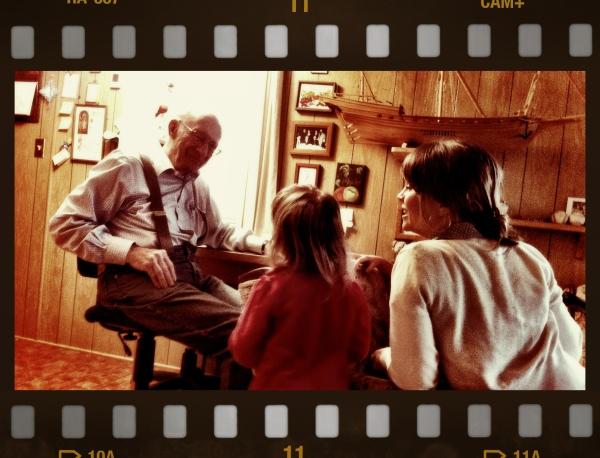 Great Grandpa Hugh