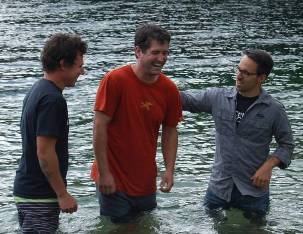 trevor provost baptism